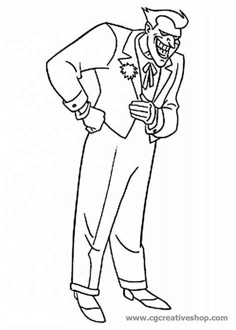 joker face coloring pages joker il nemico di batman disegno da colorare