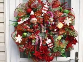 elf christmas ornaments invitation template