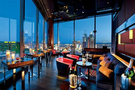 Top Vegas Bars by Best Lounge Mandarin Bar Las Vegas Weekly