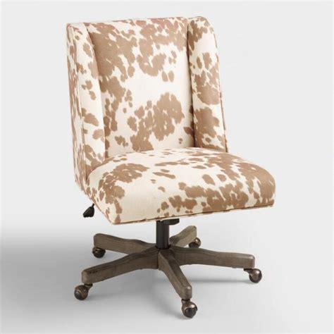 world market desk chair palomino ava upholstered office chair world market