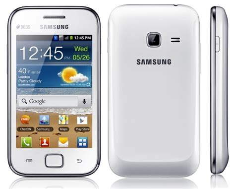 Samsung C1 Ace samsung galaxy ace duos s6802 price in malaysia specs technave