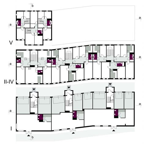 dębowa housing estate in katowice poland by biuro projekt 243 w
