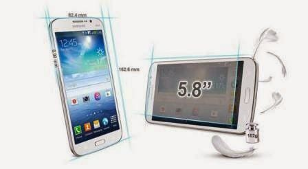 Touchscreen Layar Sentuh Samsung Galaxy Mega 58 I9152 harga samsung galaxy mega 5 8 januari 2017 dan spesifikasi