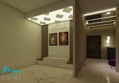 designing a room 6 simple ideas to design a pooja room