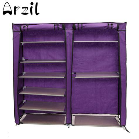 covered shoe storage covered shoes rack home shoe storage fabric shelf diy