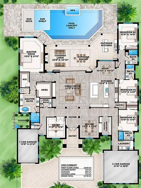 dream home blueprints 17 best images about house plans on pinterest 2nd floor