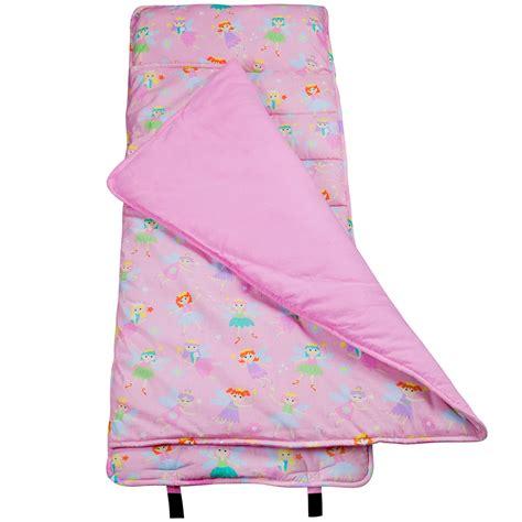 Nap Mats For Children by Wildkin Olive Princess Original Nap Mat