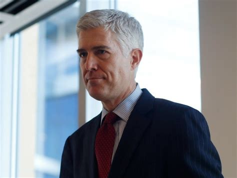 California Gun Case May Be Justice Gorsuch's First on ... Judge Neil Gorsuch