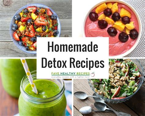 Food Detox For V by 21 Detox Recipes Favehealthyrecipes
