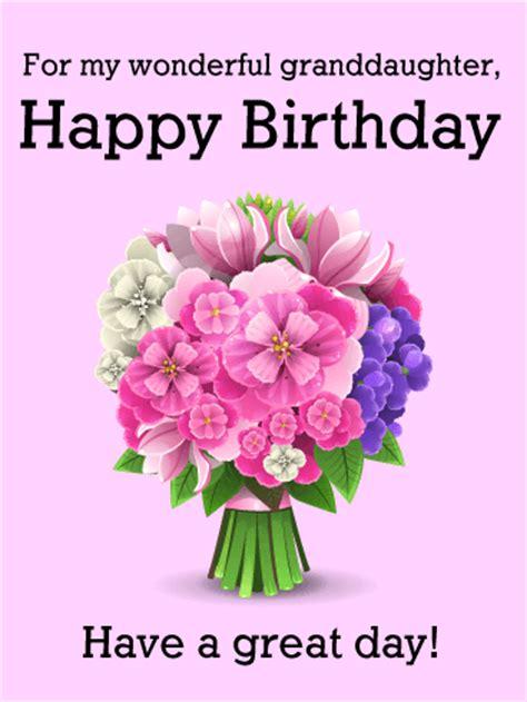 happy birthday flower cards   birthday & greeting cards by