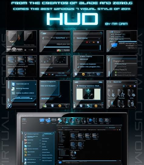 download theme android for windows 7 free kuyhaa android 19 free download theme hud premium blue