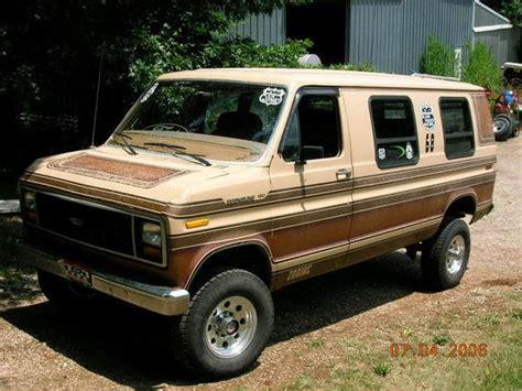 how cars work for dummies 1984 ford e250 user handbook 4x4tank84 1984 ford econoline e150 passenger specs photos modification info at cardomain