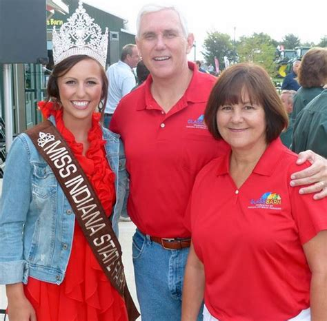 karen pence indiana gov mike pence s wife bio wiki images mike pence