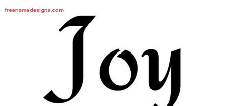 joy tattoo font joy archives page 2 of 2 free name designs