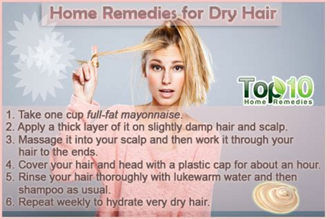 top home remedies for and damaged hair remedy