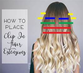 best shoo to use on hair extensions clip in hair extensions tutorial faqs happily howards