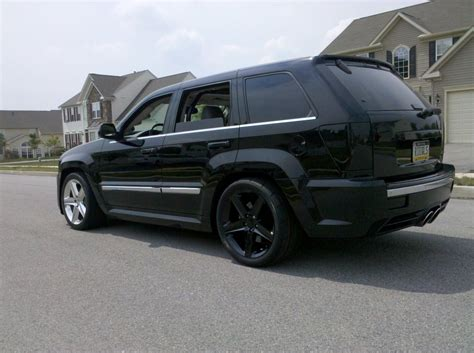 supercharged jeep cherokee you don t want to mess with this srt8 jeep vortech