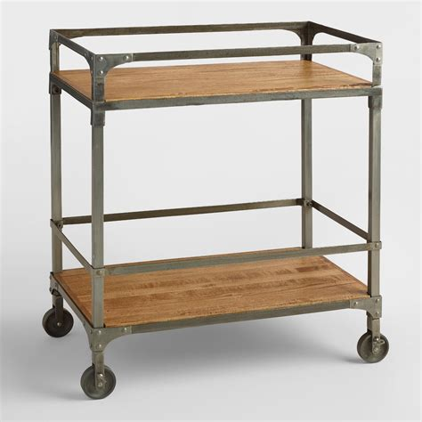 Kitchen Bar Cart by Aiden Bar Cart World Market