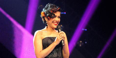 Model Rambut Novita Dewi X Factor by Quot Balas Dendam Quot Novita Dewi Til Apik Bawakan Billy Jean