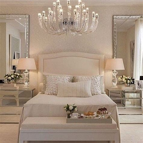 luxury white bedroom luxury bedroom furniture mirrored night stands white