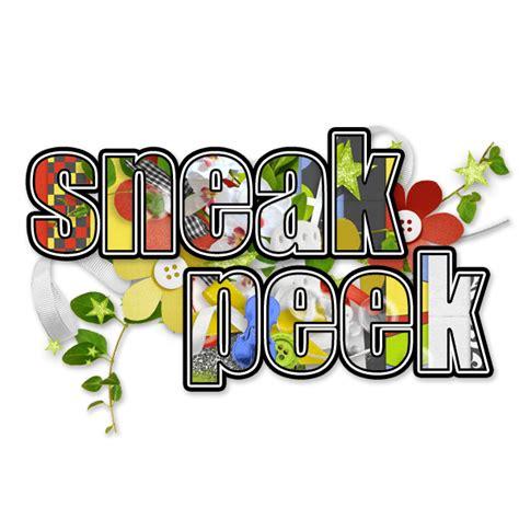 Sneak Peek by Clip Sneak Peek Cliparts
