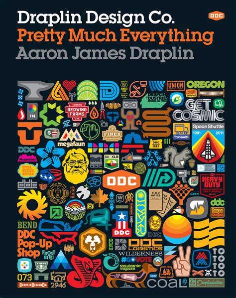 draplin design co aaron draplin why designers need quot thick lines quot in their lives design week