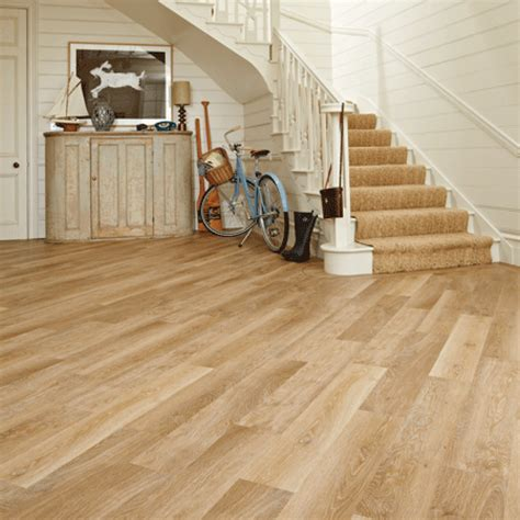 Karndean Knight Tile KP94 Pale Limed Oak Vinyl Flooring