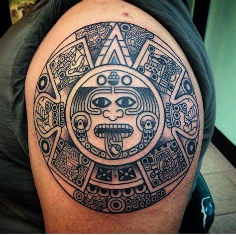 mayan tattoo 105 symbolic mayan ideas fusing ancient with