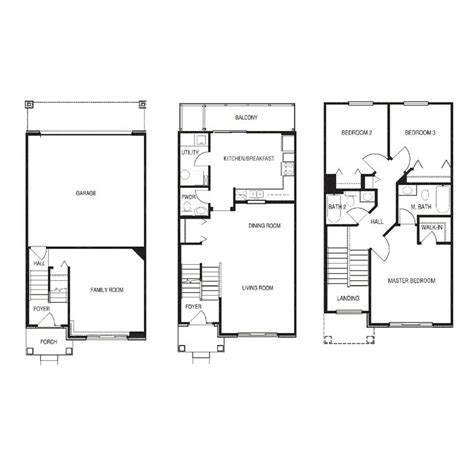townhouse plans narrow lot downtown s other narrow townhouse asking 5 4m images