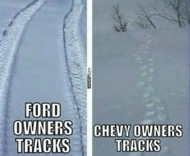 Why Ford Is Better Than Chevy Chevy Jokes On Quot Ford Vs Chevy Http T Co