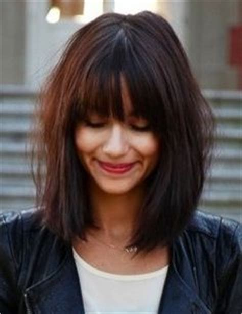 brunette lob hairstyles 2015 long brown bob on pinterest balayage bobs and highlights