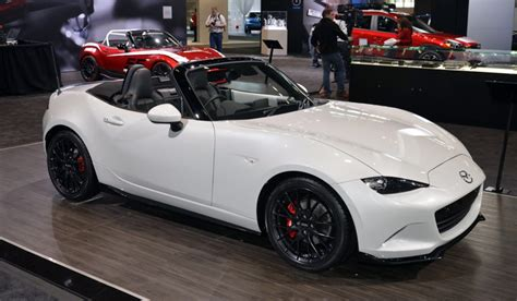Mx 5 Club Edition by Mazda To Debut More Quot Aggressive Quot 2016 Mx 5 Club Edition In