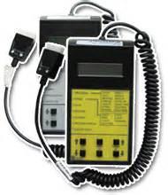 sevcon calibrator handset 662 14030 curtis 1313 handset