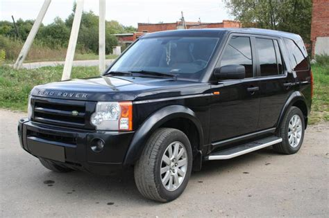 how things work cars 2006 land rover discovery lane departure warning used 2006 land rover discovery photos 2720cc gasoline automatic for sale