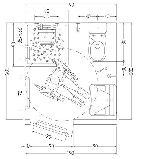 dimensioni bagno disabile bagni per disabili misure centaurus montascale elevatori