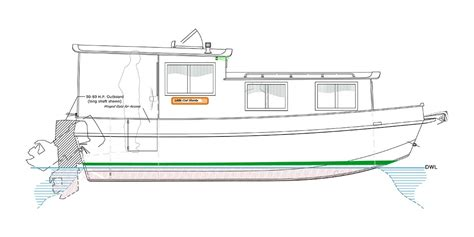 stitch and glue fishing boat plans little cod 21 plans devlin designing boat builders