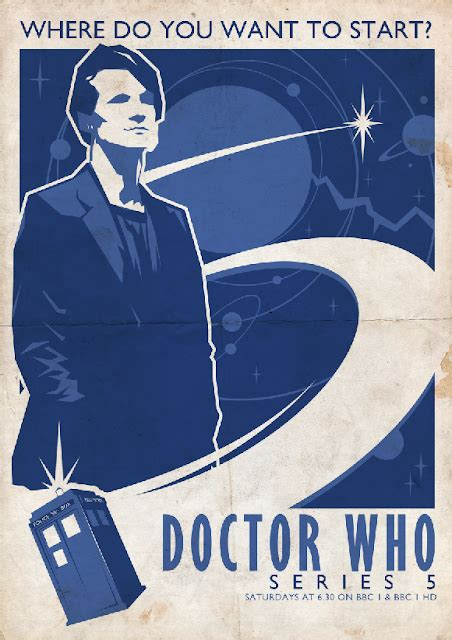 8 Who Would You Want To Start The New Year With by The Geeky Nerfherder Cool Doctor Who By Jonathan Eveson