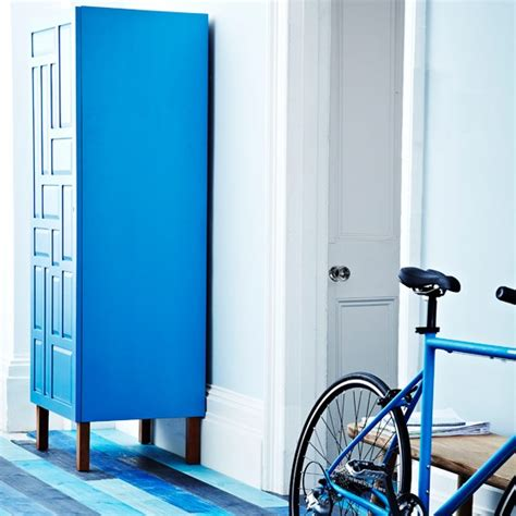 Hallway Armoire by Blue Hallway With Armoire Modern Hallway Housetohome Co Uk