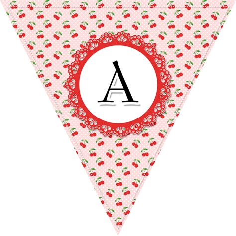 printable letters on bunting 7 best images of free printable alphabet bunting free