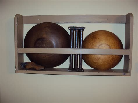 Bowl Rack bowl shelf bowl rack hanging shelf hanging rack wood bowl