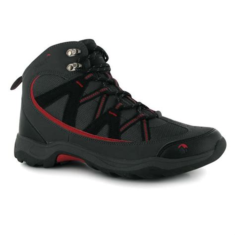 shoes ottawa gelert mens ottawa mid walking boots hiking grippy sturdy