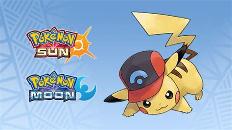 Sun And Moon Pokemon Giveaway - the next downloadable pikachu is now available to pokemon sun and moon players gamezone