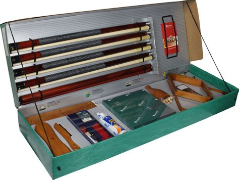 Pool Table Accessories Kit by Aramith Pool Table Accessories Kit Premium Set