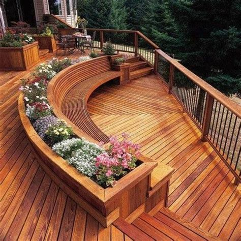 Designer Decks And Patios Patio And Deck Designs To Inspire Your Deck Amazing Deck