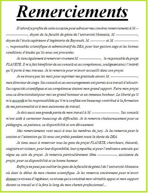 Modèle Gratuit De Lettre De Remerciement Pour Un Don 4 Exemples De Remerciement Rapport De Stage Doc Outils Livres Exercices Et Vid 233 Os