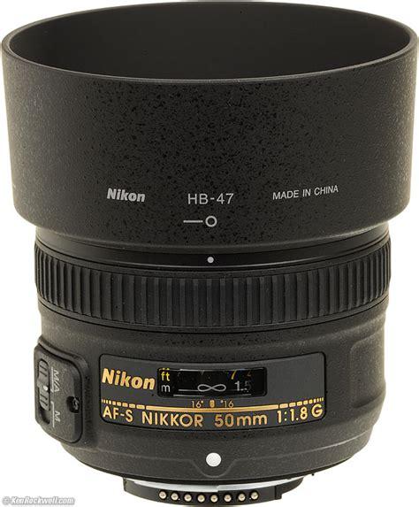 Diskon Nikon Lensa Afs 50mm F 1 8g Af S 50 Mm F 1 8 G Free nikon af s 50mm f 1 8 g