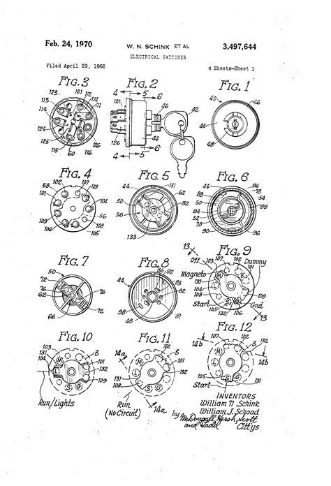 indak ignition switch wiring diagram briggs and stratton