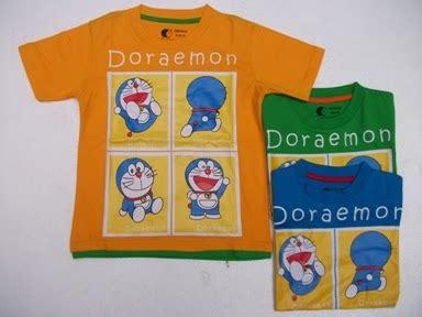 Kaos Doraemon 7 8 rafikids grosir baju anak branded kaos doraemon kaos