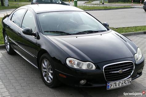 how to learn about cars 2003 chrysler concorde regenerative braking chrysler concorde limited 3 5l v6 kobyłka sprzedajemy pl