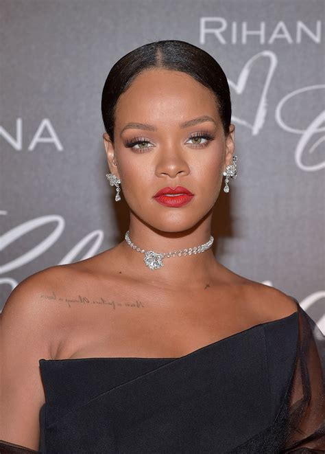 Rihanna Pictures by Rihanna Photos Photos Chopard Dinner In Honour Of